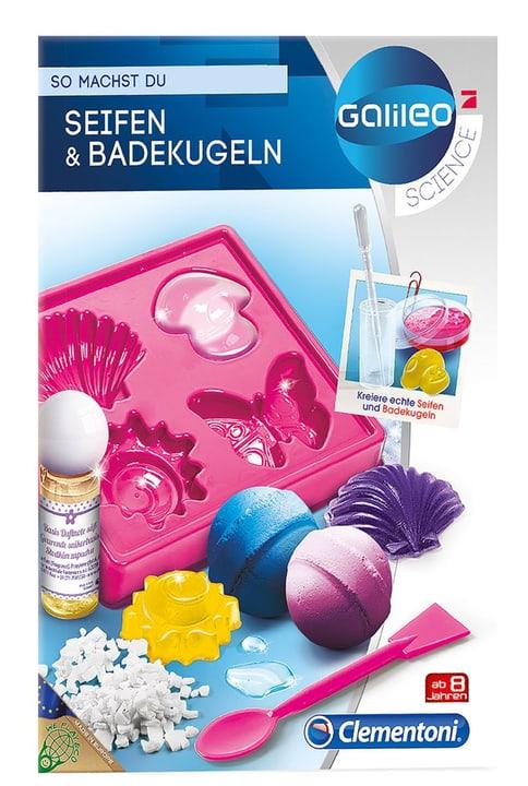 Clemetoni Seifen und Badebomben (DE) Clementoni 746994090000 Langue Allmend Photo no. 1