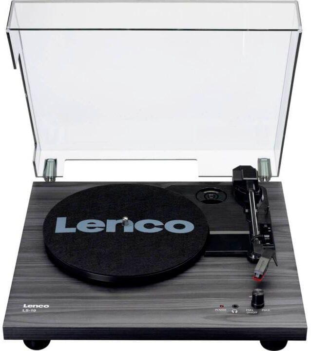 LS-10 - Noir Tourne-disques Lenco 785300151934 Photo no. 1