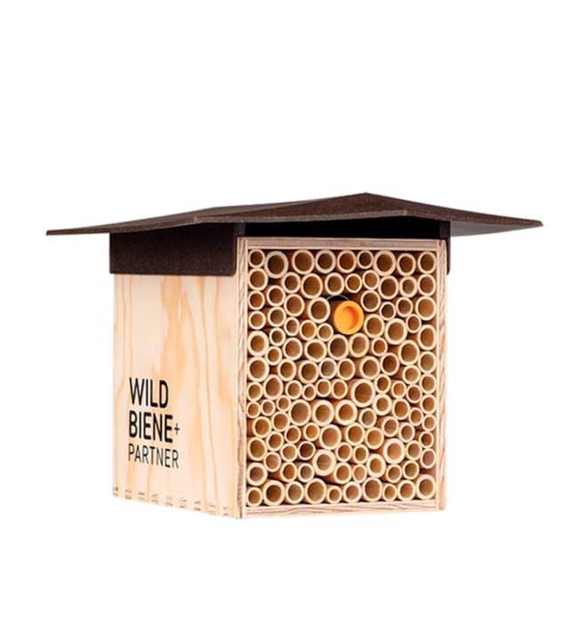 Image of Wildbienenhotel BeeHome One Bienenhaus