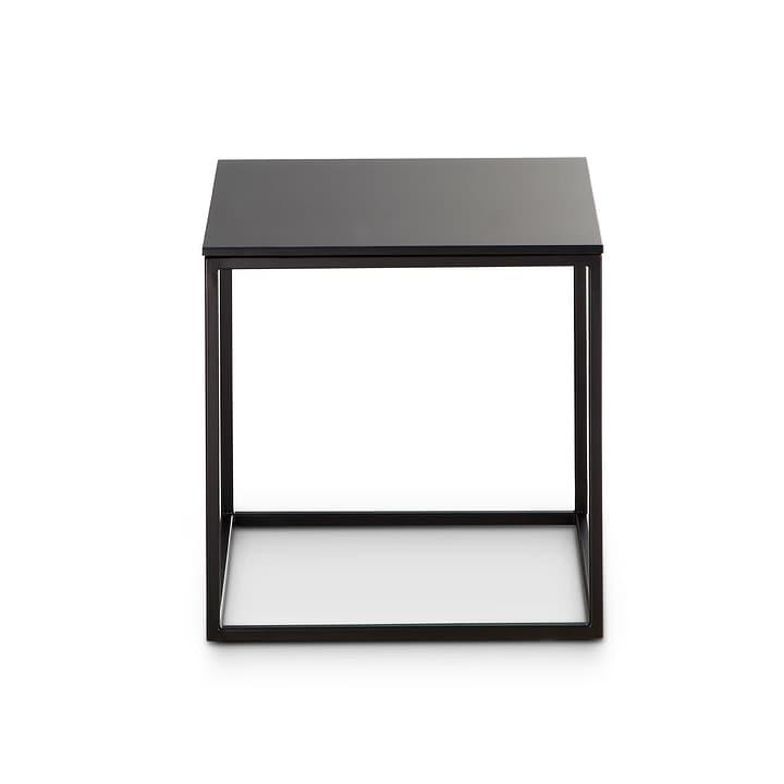 COFFEE table d'appoint 360970400000 Couleur Noir Dimensions L: 35.0 cm x P: 35.0 cm x H: 36.0 cm Photo no. 1