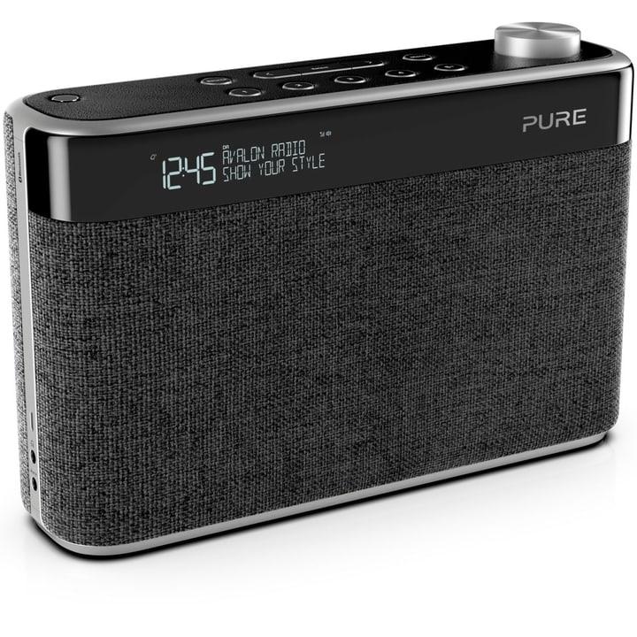 Avalon N5 - Grigio scuro Radio DAB+ Pure 785300134997 N. figura 1