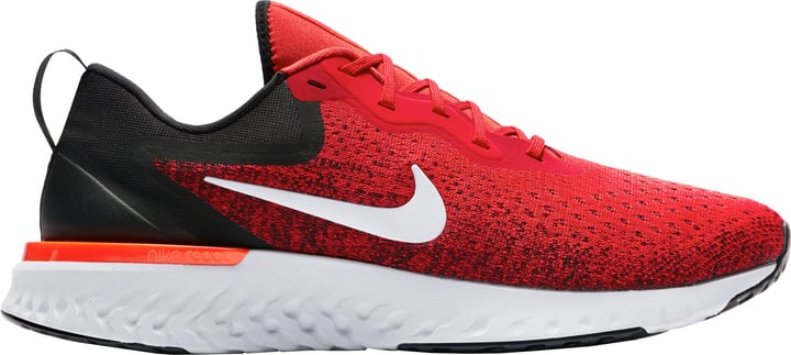Odyssey React Chaussures de course pour homme Nike 463224242530 Couleur rouge Taille 42.5 Photo no. 1