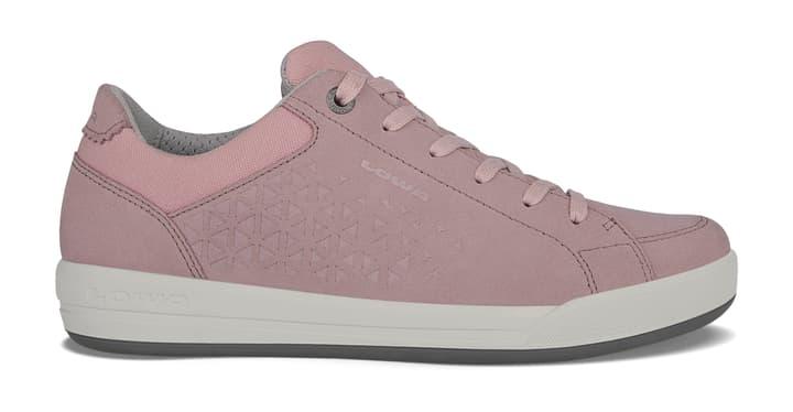 Lisboa Lo Chaussures de voyage pour femme Lowa 461109138038 Couleur rose Taille 38 Photo no. 1