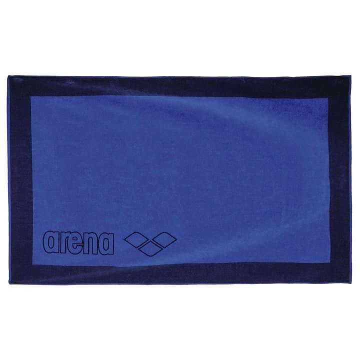 Big Towel Badetuch Arena 463107099940 Farbe blau Grösse one size Bild-Nr. 1