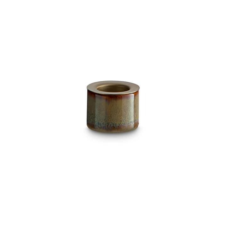 MADEIRA Kerzenhalter 396086300000 Grösse B: 6.5 cm x T: 6.5 cm x H: 5.0 cm Farbe Beige diverse Muster Bild Nr. 1