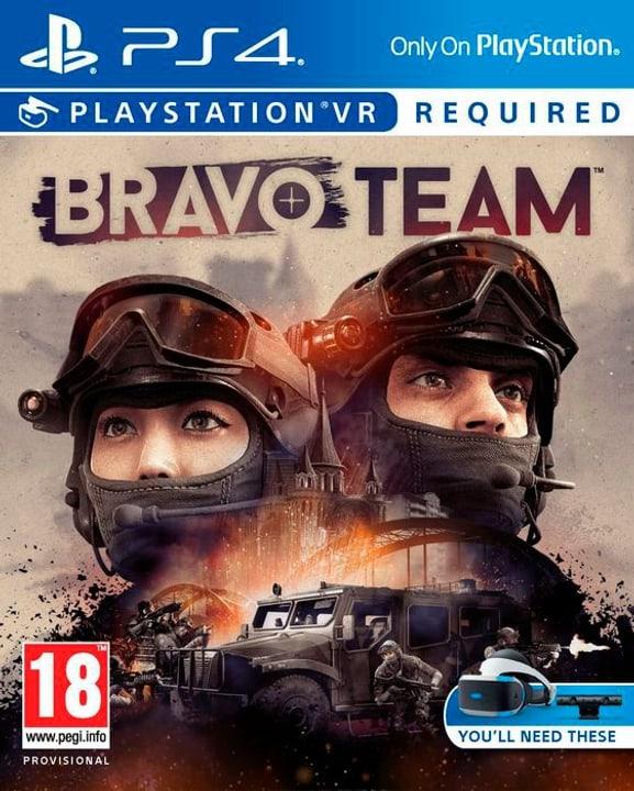 PS4 -Bravo Team VR Box 785300130707 Bild Nr. 1