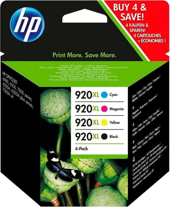 Combopack 920XL CMYBK cartuccia d'inchio Cartuccia d'inchiostro HP 798500900000 N. figura 1