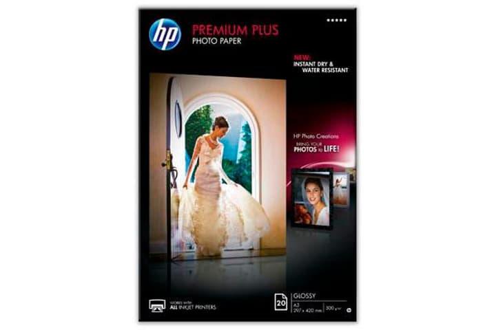 Fotopaper Premium Plus A3 CR675A HP 796033900000 Bild Nr. 1
