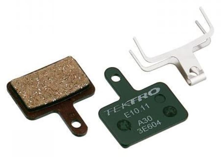 Bremsbelag Tektro E10.11 Paar mit Feder 9000012106 Bild Nr. 1