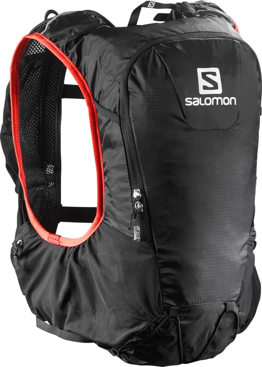 Skin Pro 10 Set Sac de Trail Salomon 460250000020 Couleur noir Taille Taille unique Photo no. 1