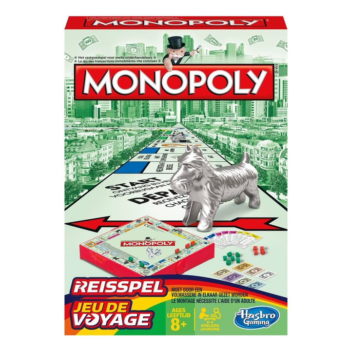 Monopoly compact (F) 746977690100 Photo no. 1