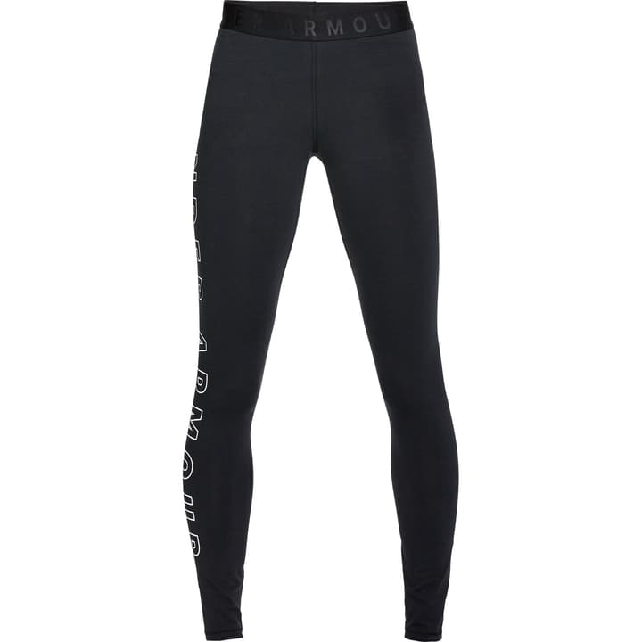 Favorite Legging Graphic Womens Leggins pour femme Under Armour 464916700220 Couleur noir Taille XS Photo no. 1