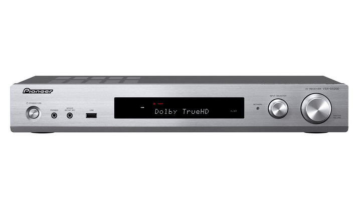 VSX-S520D-S - Argent Amplificateur Pioneer 785300122763 Photo no. 1