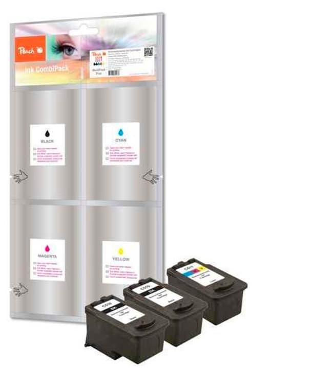 Combi PackPLUS pour PG-510/CL-511 Cartouche d'encre Peach 785300124680 Photo no. 1