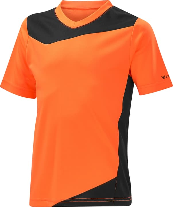T-shirt de football pour enfant Extend 464526512234 Couleur orange Taille 122 Photo no. 1