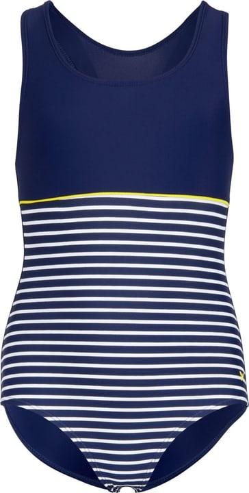 Mädchen-Badeanzug Extend 466902112243 Farbe marine Grösse 122 Bild-Nr. 1