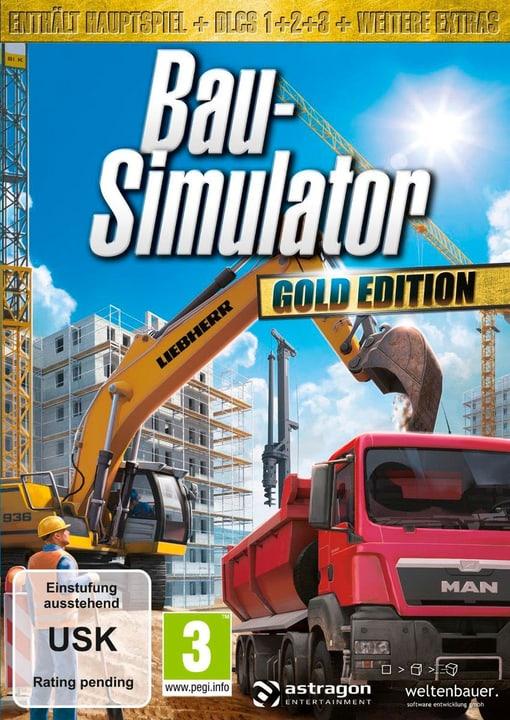 PC - Bau-Simulator Gold Edition Physique (Box) 785300120385 Photo no. 1