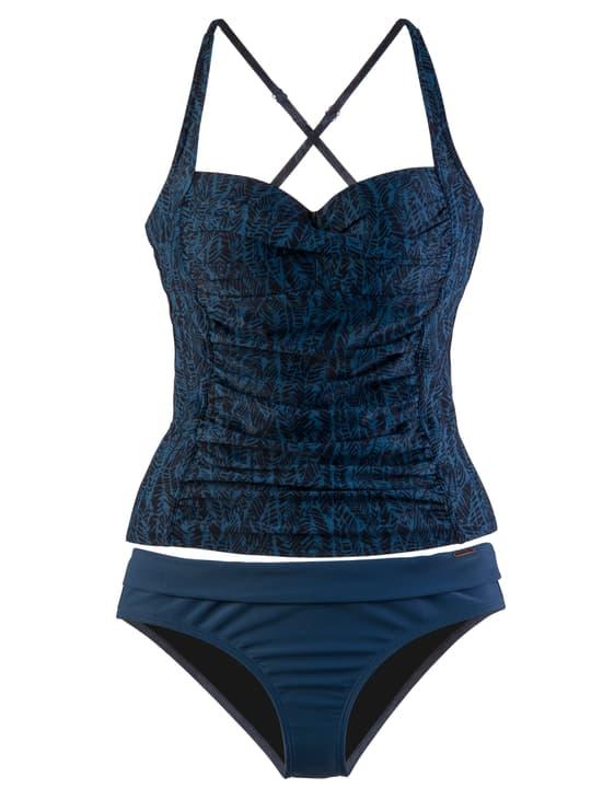 SLOSH Tankini Tankini pour femme Protest 463114200522 Couleur bleu foncé Taille L Photo no. 1