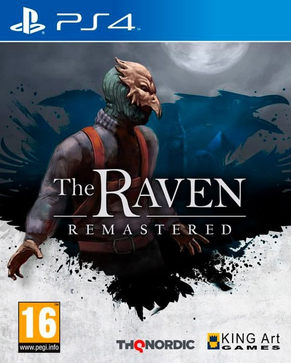 PS4 - The Raven HD F/I Box 785300132057 Bild Nr. 1