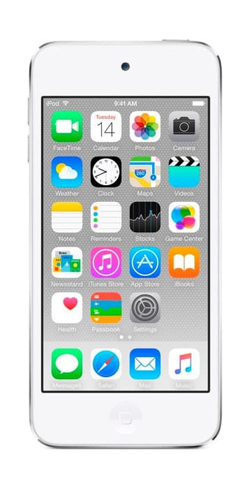 iPod touch 32GB - Argent Mediaplayer Apple 773561600000 Photo no. 1