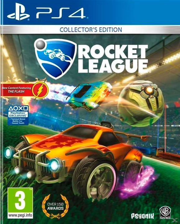 PS4 Rocket League Collector's Edition D/F Fisico (Box) 785300130987 N. figura 1