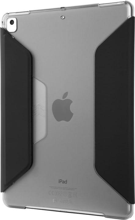 "Studio - Cover pour iPad 9.7"" (2017) - noir STM 785300132878 Photo no. 1"