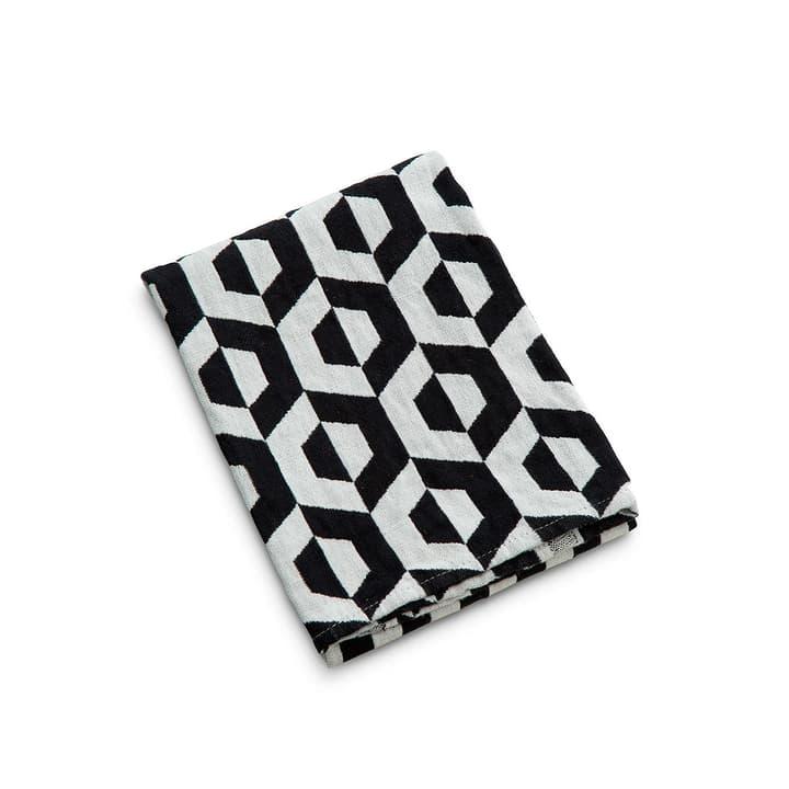HEXAMO Torchon de cuisine 378059900000 Couleur Noir divers motifs Dimensions L: 70.0 cm x P: 48.0 cm Photo no. 1