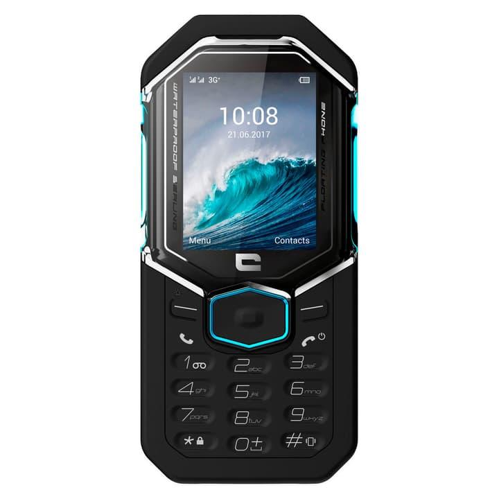SHARK X3 Dual SIM schwarz blau Mobiltelefon CROSSCALL 785300131422 Bild Nr. 1