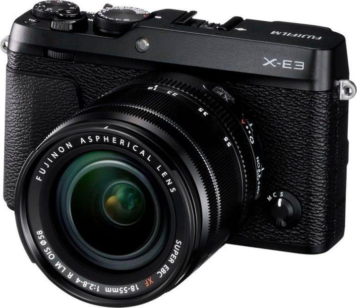 X-E3 XF 18-55 mm schwarz Systemkamera Kit FUJIFILM 785300130747 Bild Nr. 1