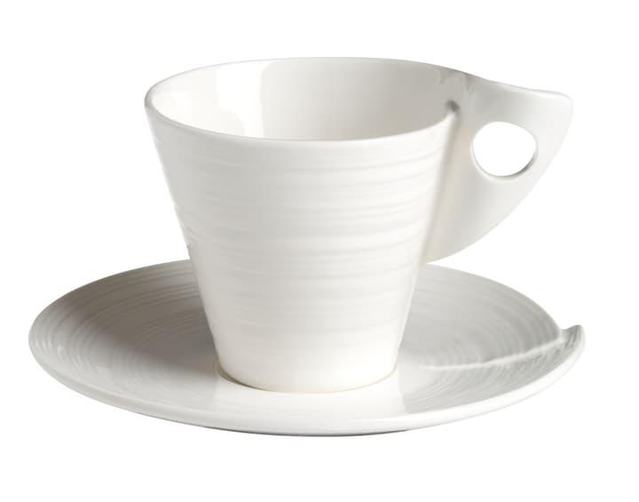 CINDY Tazza incl. piattino 440116401600 Colore Bianco Dimensioni A: 8.7 cm N. figura 1