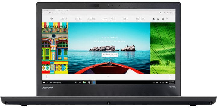 ThinkPad T470 20HD002HMZ Notebook Lenovo 785300131634 N. figura 1