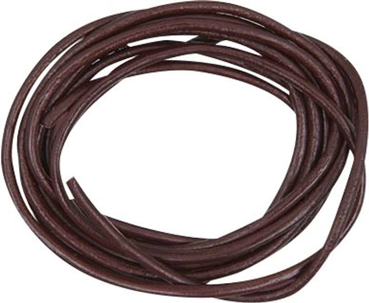 Lederband dunkelbraun 1mm/1m Rico Design 665987100000 Bild Nr. 1
