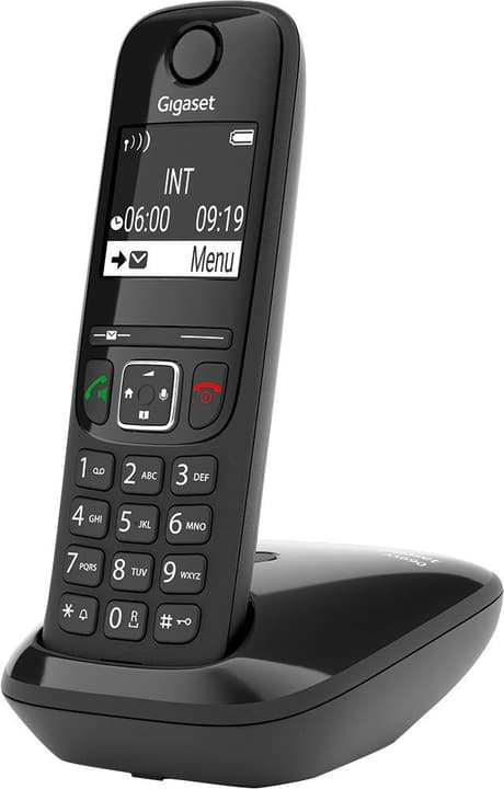 A S690 Schwarz Festnetz Telefon Gigaset 79406060000019 Bild Nr. 1