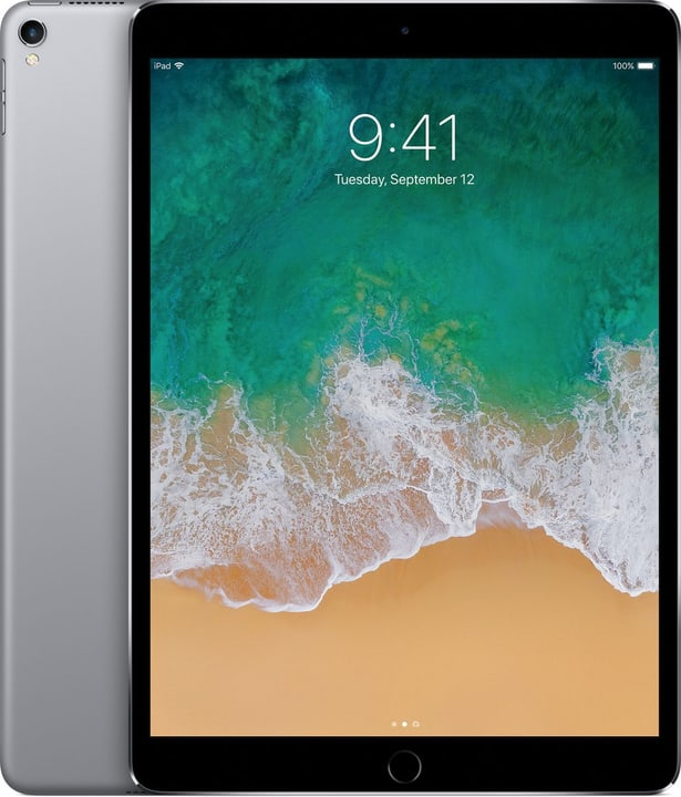 iPad Pro 10 LTE 512GB spacegray Tablet Apple 798188200000 Bild Nr. 1