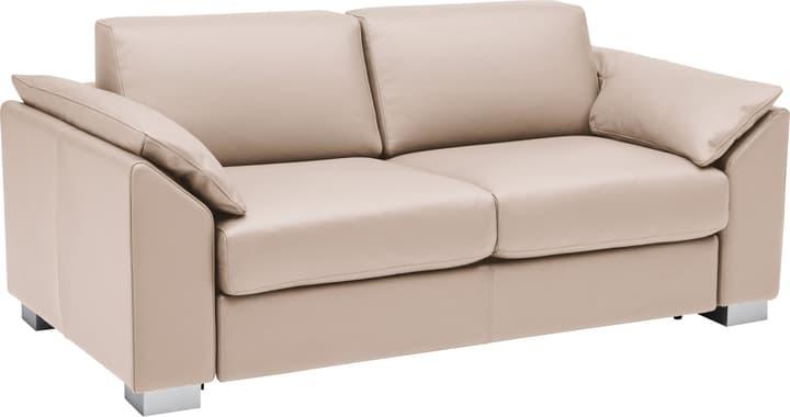 OPUS Canapé-lit 402932000000 Couleur Beige Dimensions L: 176.0 cm x P: 204.0 cm x H: 82.0 cm Photo no. 1