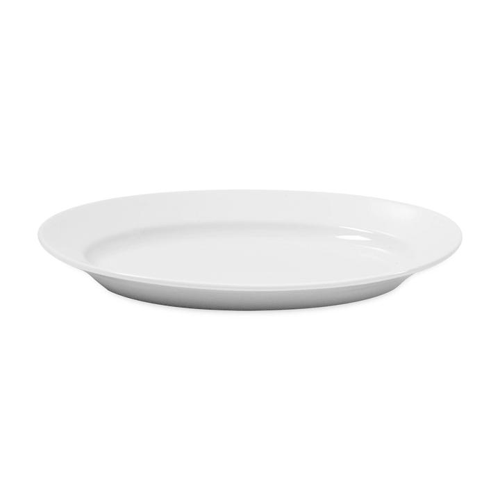 TAPAS Platte oval KAHLA 393000604794 Farbe Weiss Grösse B: 28.0 cm x T: 19.3 cm Bild Nr. 1