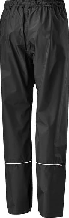 Davis short size Pantalon de pluie unisexe Rukka 498427600620 Couleur noir Taille XL Photo no. 1