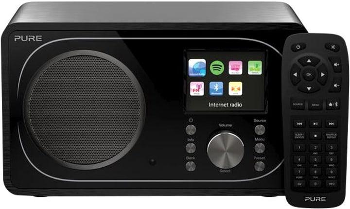 Evoke F3 - Noir Radio DAB+ Pure 785300127365 Photo no. 1