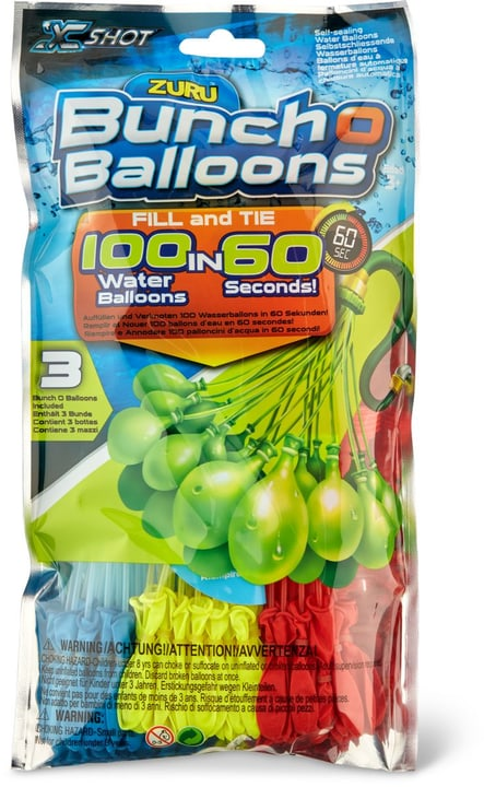 Bunch O Balloons 3 Pack 743326000000 Photo no. 1
