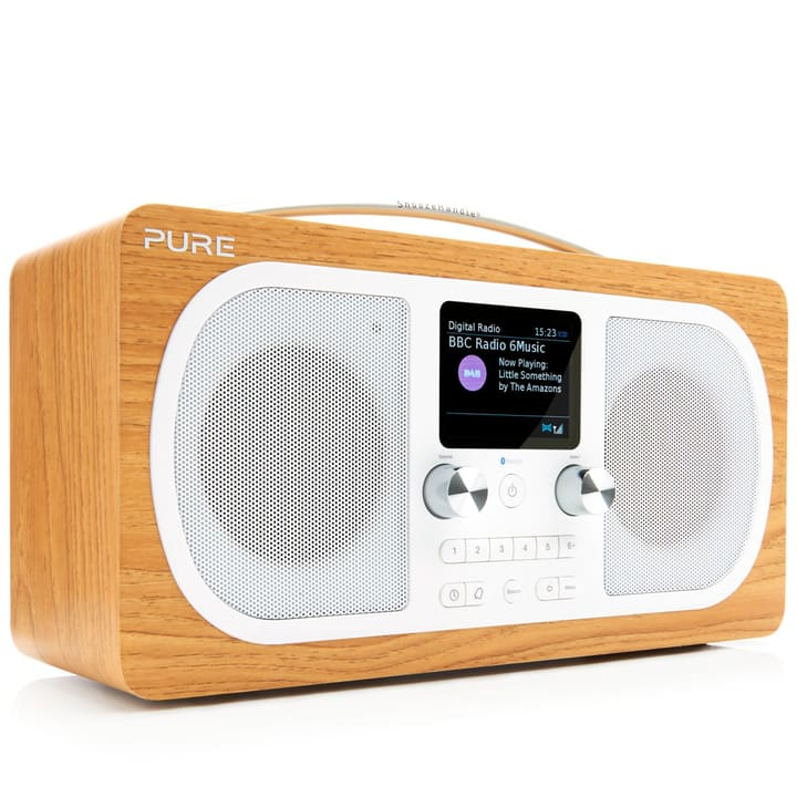 Evoke H6 - Chêne Radio DAB+ Pure 785300135057 Photo no. 1