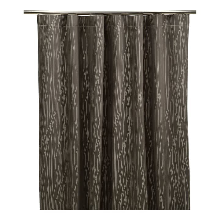 ARIEL Fertigvorhang blickdicht 372072400000 Farbe Grau Grösse B: 150.0 cm x H: 270.0 cm Bild Nr. 1