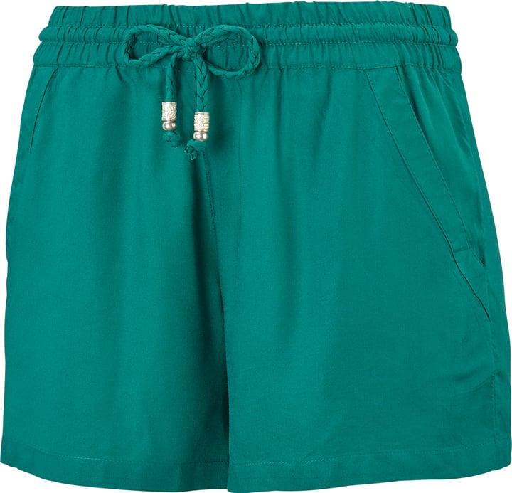Damen-Shorts Damen-Shorts Extend 463107503615 Farbe smaragd Grösse 36 Bild-Nr. 1