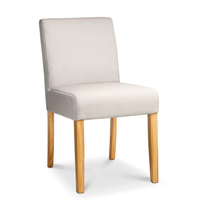 TWEED Chaise Mariam 366008203401 Dimensions L: 48.0 cm x P: 62.0 cm x H: 84.0 cm Couleur Sable Photo no. 1