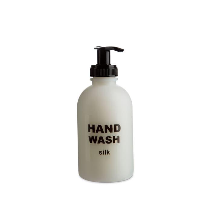HAND WASH Savon liquide soie 374033900000 Dimensions L: 5.0 cm x P: 5.0 cm x H: 14.5 cm Couleur Blanc Photo no. 1
