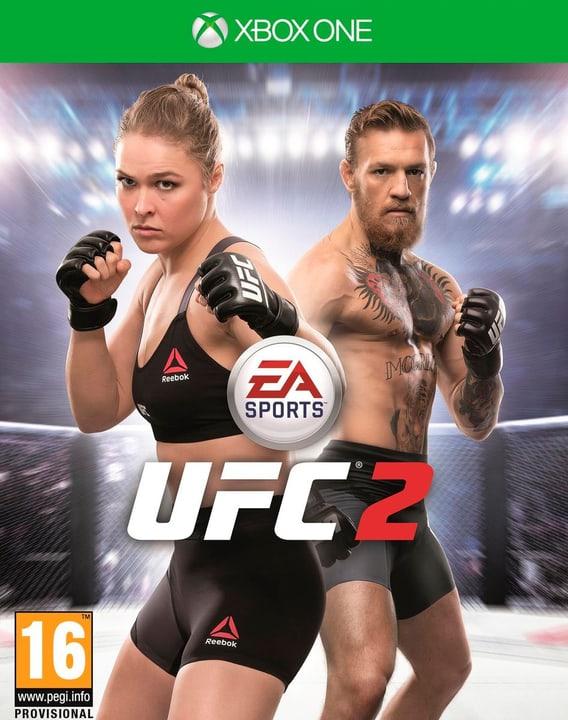 Xbox One - EA SPORTS UFC 2 Box 785300120665 N. figura 1