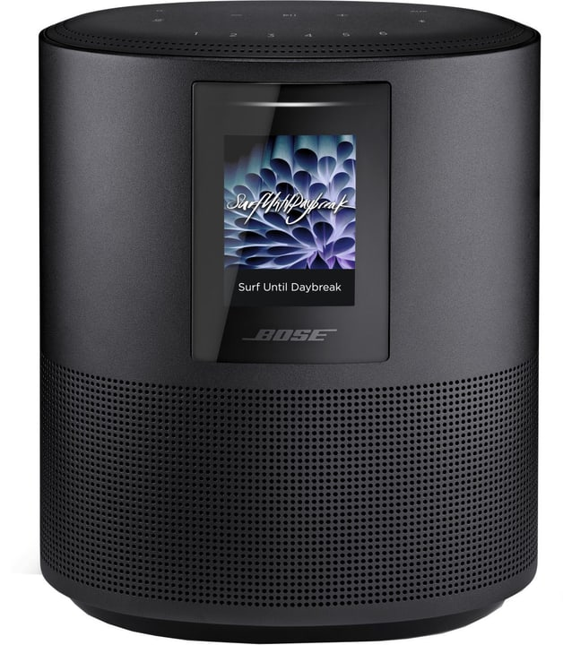 Home Speaker 500 - Nero Altoparlante smart Bose 772827600000 N. figura 1