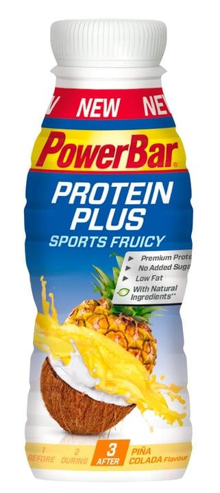 Protein Plus boisson protéinée Powerbar 471981806693 Couleur multicolore Goût Pina Colada Photo no. 1