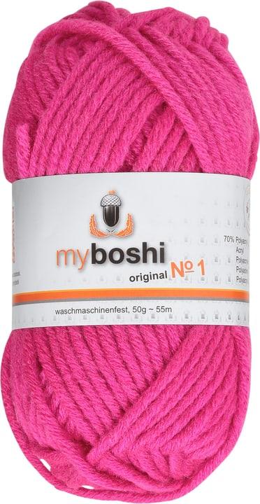 Lana No 1 My Boshi 665304200000 Colore Magenta N. figura 1