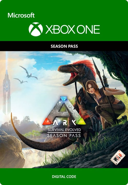 Xbox One - ARK: Survival Evolved - Season Pass Digitale (ESD) 785300136313 N. figura 1