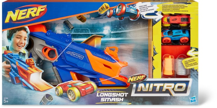 Nitro Longshot Smash 748646200000 Photo no. 1